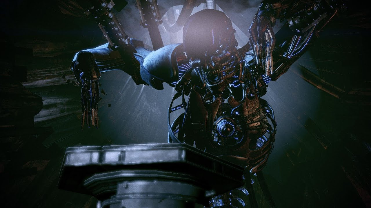 Mass Effect 2 The Human Reaper El Segador Humano (Destroy