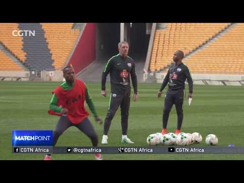 S. Africa targets WC qualification