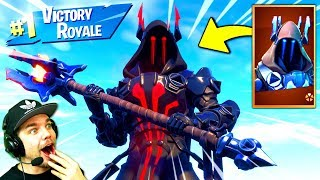 "THE SKIN LIVE 100 ""ROI OF GLACES"" on FORTNITE: Battle Royale SAISON 7"