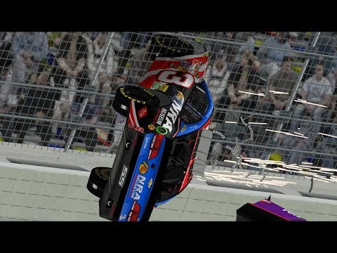 Can I Recreate Austin Dillon's 2015 Daytona Flip? (Part 5) | NR2003 LIVE STREAM EP199