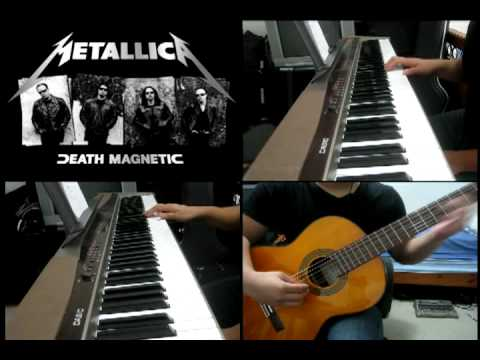 Metallica - Unforgiven III Instrumental Cover (w/ Solo)