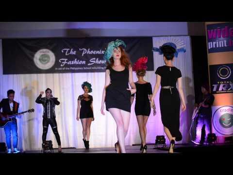 Cradle   Phoenix Fashion Show