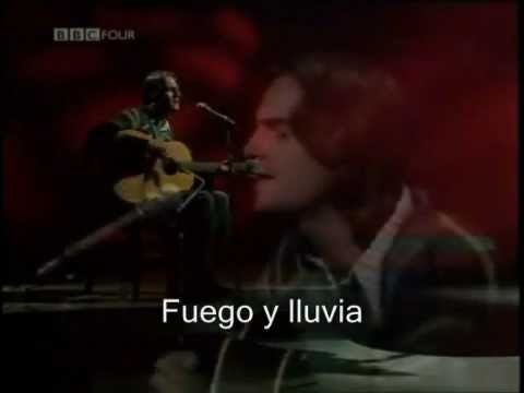 James Taylor - Fire and Rain (Subtitulado)