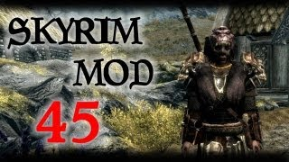 Skyrim Mod #45 - Ultimate Combat, Trollsbane Armor and Weapon, Dorn Heven