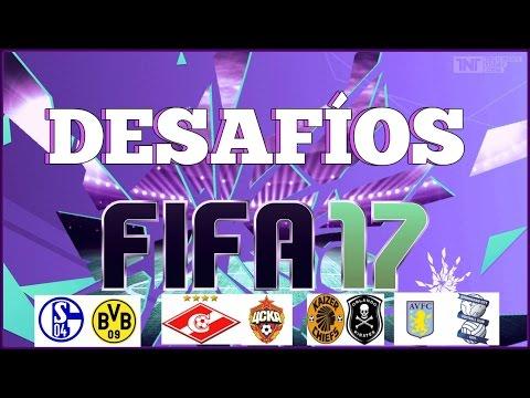 FIFA 17   PARTIDOS DE MARQUESINA