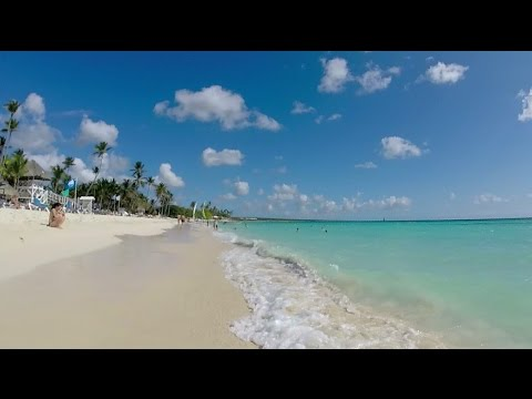 Trip to Bayahibe - Catalonia Gran Dominicus 2016 - GoPro HD