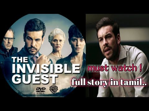 The Invisible Guest (2016) Movie Tamil | The Invisible Guest Explanation Tamil | Vel Talks