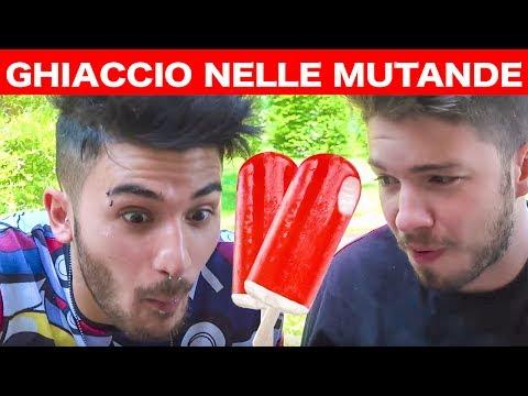 MADE IN GHIACCIO NELLE MUTANDE | Matt & Bise