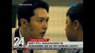 """Andy Ryu, makakatapat ni Alexander Lee sa """"My Korean Jagiya"""""""