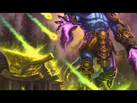 Архимонд Осквернитель в Warcraft