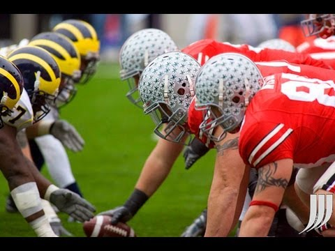 Ohio State vs Michigan 2012 Highlights (HD) 11/24/12