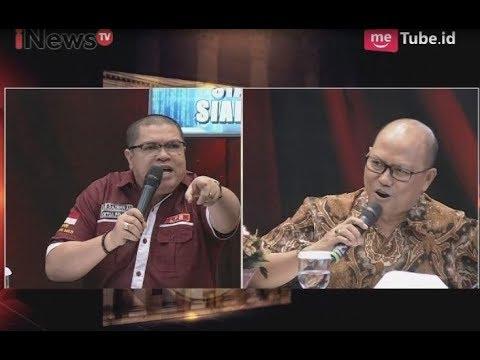 Perdebatan Razman Nasution & Deddi Mawardi Terkait Pencatutan Nama Eggi Part 03 - Polemik 31/08