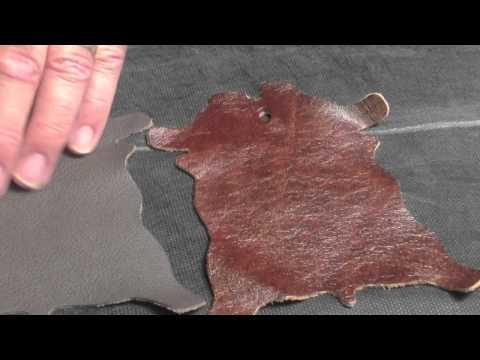 Leather Types Explained