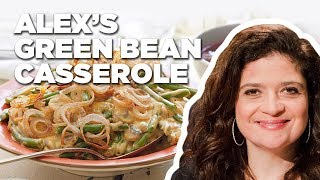 Alex Guarnaschelli Makes Stovetop Green Bean Casserole | Food Network