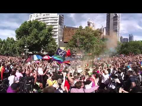 Yes in 360º - Incredible reactions to as same-sex marriage supporters celebrate historic vote