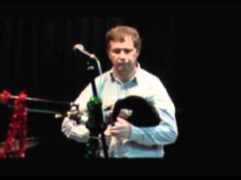 how to play northumbrian pipes