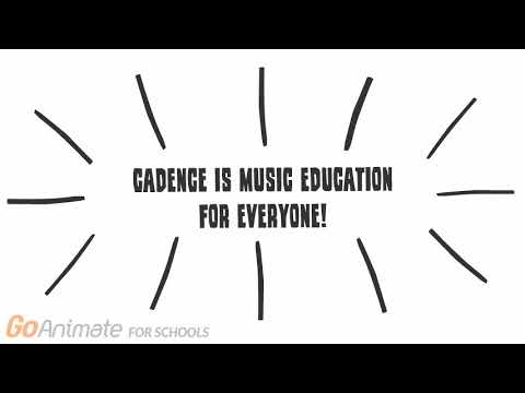 Cadence - Online Music Education