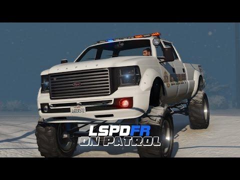 LSPDFR - Day 64 - Blizzard