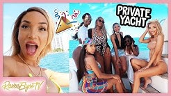 YACHT PARTY & CLUBBING IN MIAMI | Birthday Vlog (Part 2)
