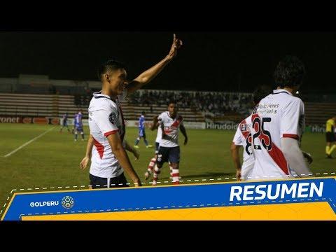 Resumen: Deportivo Municipal vs. Deportivo Binacional (4-0)