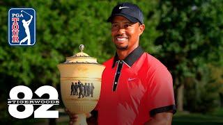 Tiger Woods wins 2013 WGC-Bridgestone Invitational | Chasing 82