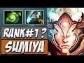 Sumiya Invoker - 7032 Matches | Dota Gameplay