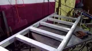Как самому сделать лестницу.(Самодельная лестница - это просто., 2015-12-02T06:52:08.000Z)