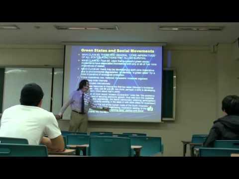 Environmental Sociology 4 (2/6): Macrotheories: The Origins of the Human-Environmental World, II