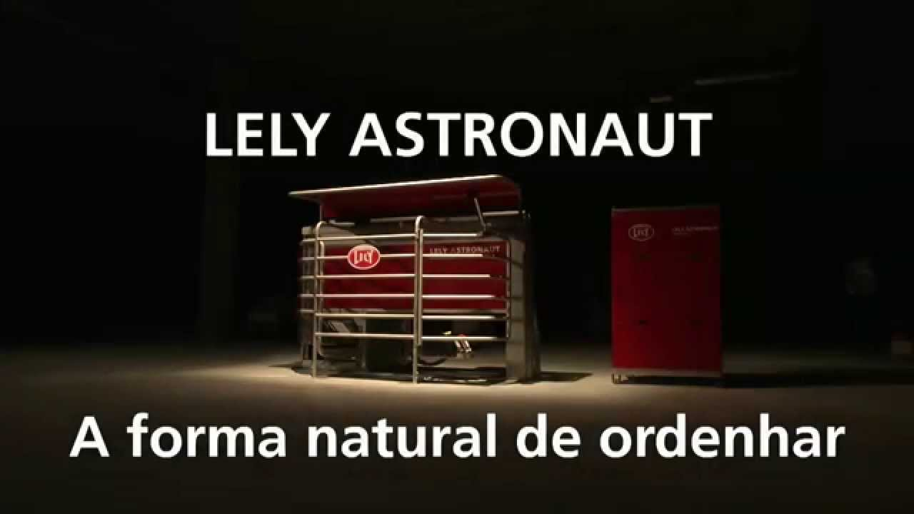 Lely Astronaut A4 - Milking robot highlights (Portuguese)