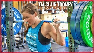 Road to the Games: Tia-Clair Toomey