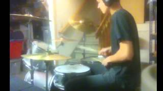 AFI - I Hope You Suffer Drum Cover
