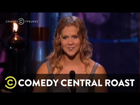 Roast Charlie Sheen  Amy Schumer