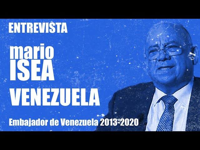 #EnLaFrontera453 - Entrevista a Mario Isea, antiguo embajador de Venezuela en España