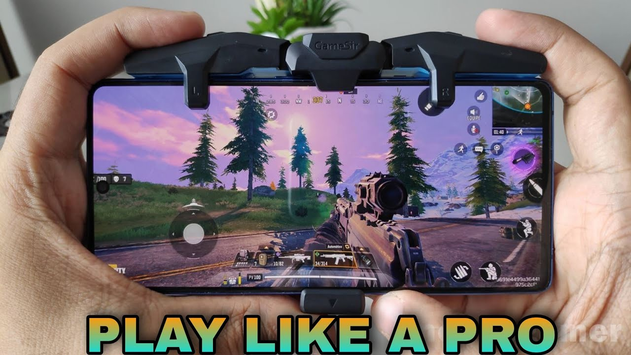 The Best Way to Play PUBG and COD Mobile
