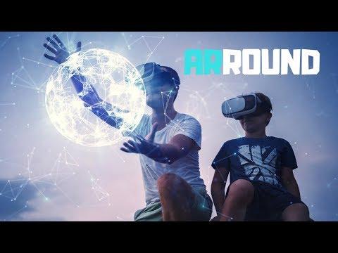 ARROUND ICO обзор - как блокчейн и VR открывают новую эпоху маркетинга!