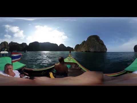 Thailande 360° souvenir 2016