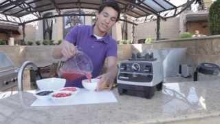 Raw Food Recipes: Watermelon Soup