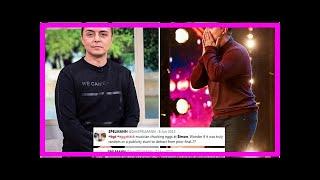 Britain's Got Talent's golden buzzer act Marc Spelmann slams Simon Cowell and says the show makes a