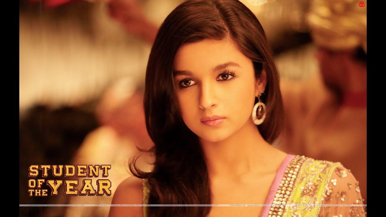 First Look Of Alia Bhatt
