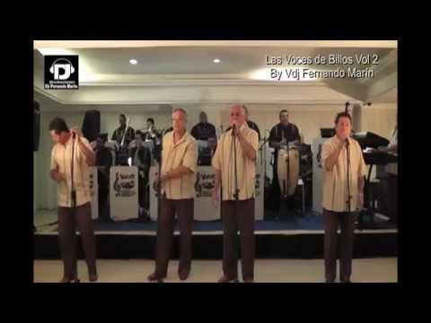 Las Voces de Billos Vol 2 By Vdj Fernando Marin