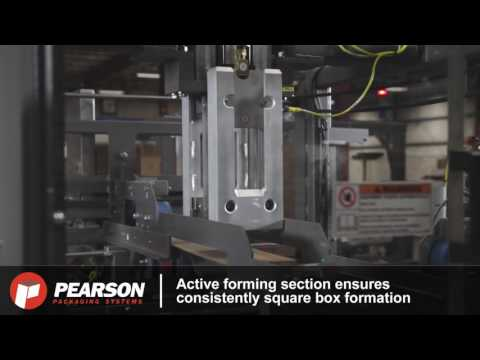 Pearson Packaging Systems - BF30-2PB: 2-Piece Bliss Former