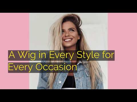 Shop Your Favorite Wig Now At Hair & Beauty Canada Online Store