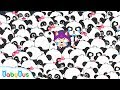 100 Baby Pandas in Devil King's Castle | Math Kingdom Adventure | Math Cartoon for Kids | BabyBus