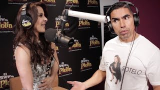 Kate del Castillo Embarazada! Lo cuenta todo en el Show de Piolin