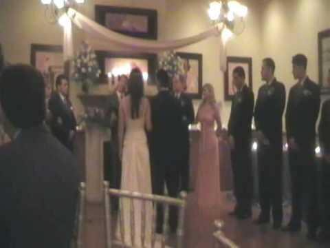 Wedding, Jessica and Nicolas