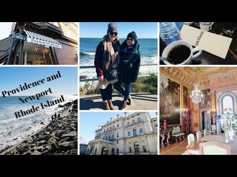 Providence & Newport, Rhode Island Vlog | As Told By