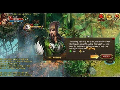 Webgame Offline Kiêu Hùng Tam Quốc đã Việt hóa