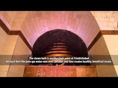 Thermal Steam Baths At Friedrichsbad Baden-Baden