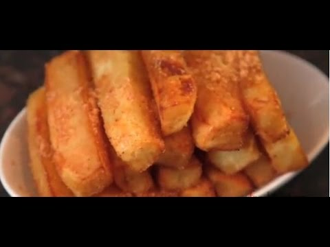 How To Make The Best Twice Fried Chips - By Flying Fish And Breville Australia