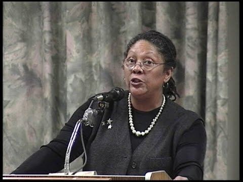 P.B. Parris Visiting Writer – Marilyn Nelson